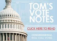 How do you access congressional vote records?